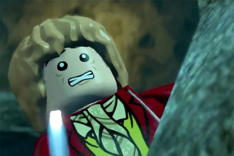 LEGO: The Hobbit Video Game First Trailer - MightyMega