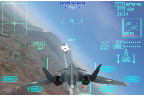 Ace Combat Xi: Skies of Incursion launched for iPhone today