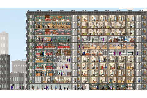 Project Highrise arrives on consoles this year | The Indie ...