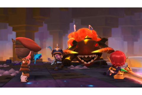 What's new in MapleStory 2? | PCGamesN