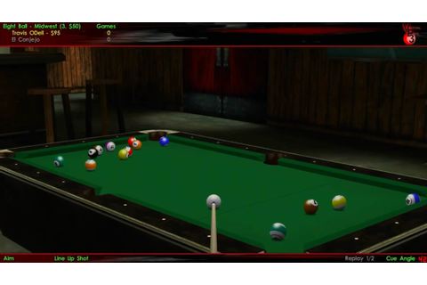 Virtual Pool 3 Download Game | GameFabrique