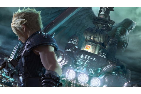 Final Fantasy VII Remake - Road to E3 2017 - YouTube