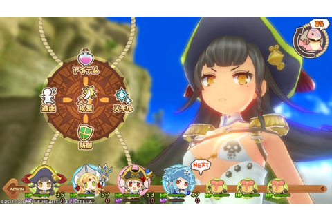 Genkai Tokki: Seven Pirates off-screen gameplay ...