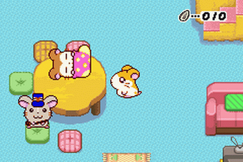 Play Hamtaro - Ham-Ham Heartbreak Nintendo Game Boy ...