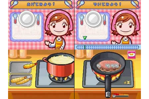Mama is Coming to Europe with Cooking Mama: Bon Appétit ...
