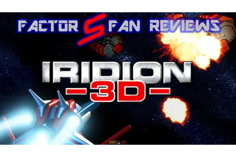 Iridion 3D Xbox One Version Full Game Free Download ...