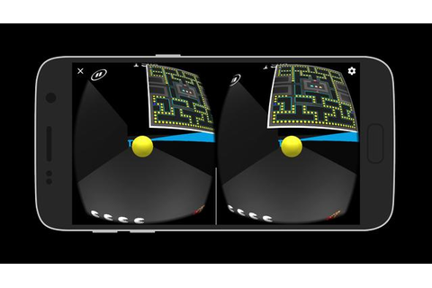 Pac Man VR for Android - APK Download