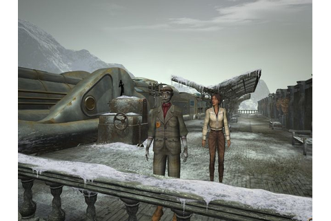 Remembering Syberia, an adventure game about a woman ...