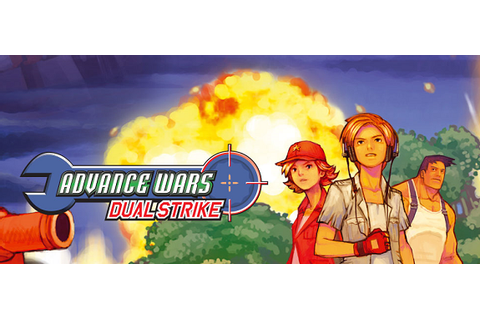 [Europe] Advance Wars: Dual Strike (DS) - Wii U Virtual ...