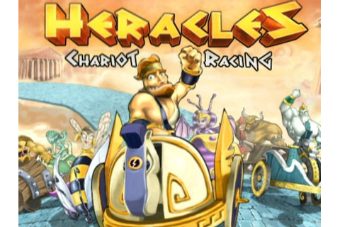 HERACLES: CHARRIOT RACING - PS2 - Imagen 251238
