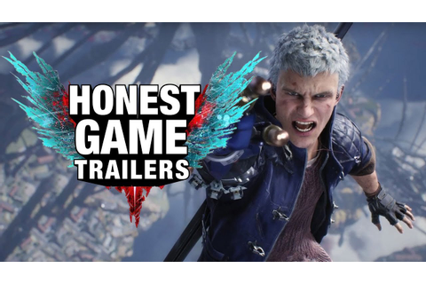Honest Game Trailers | Devil May Cry 5 - YouTube