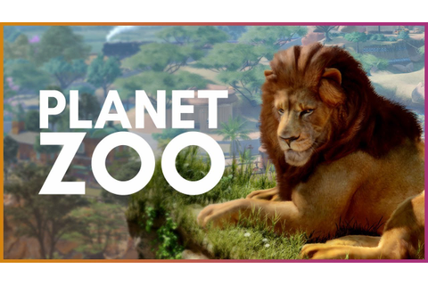 PLANET ZOO! | New Zoo Tycoon Game! - YouTube
