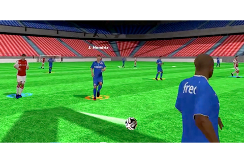 This Incredible Oculus Sim Lets Soccer Players Relive ...
