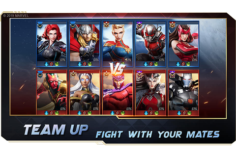 Marvel Goes MOBA with Marvel Super War - The Fanboy SEO