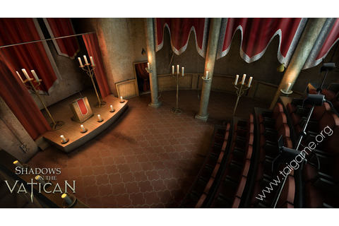 Shadows on the Vatican Act II: Wrath - Tai game | Download game Phiêu ...