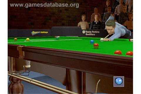 World Championship Snooker 2004 - Microsoft Xbox - Games ...