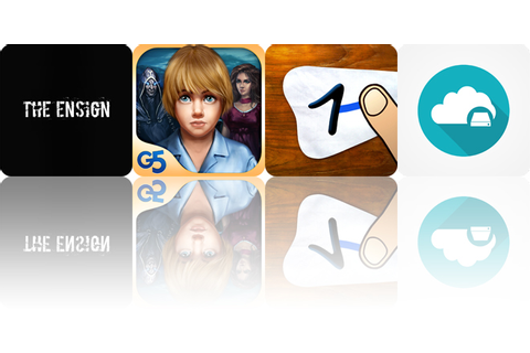 Today's apps gone free: The Ensign, Lost Souls, Skill Game ...