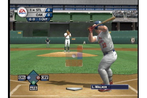 MVP Baseball 2005 Screenshots for Xbox - MobyGames