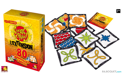 Jungle Speed The Expansion