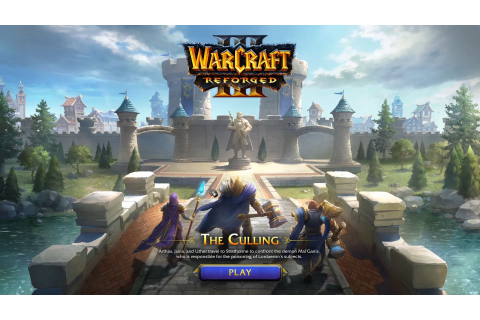 Blizzard Classic games reveals Warcraft 3: Reforged ...