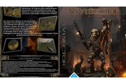 Vivisector: Beast Within (2005) Full Game Free Download ...