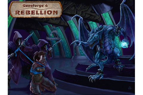 Geneforge 4 Rebellion Download Free Full Game | Speed-New
