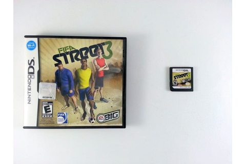 FIFA Street 3 game for Nintendo DS | The Game Guy