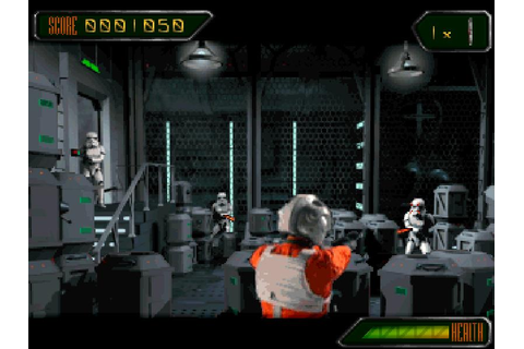 Test de Star Wars : Rebel Assault II : The Hidden Empire ...
