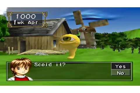 Monster Rancher 2 - Full Review (PlayStation 1 game ...