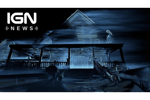 Horror Game Perception Coming to PS4 - IGN News - YouTube