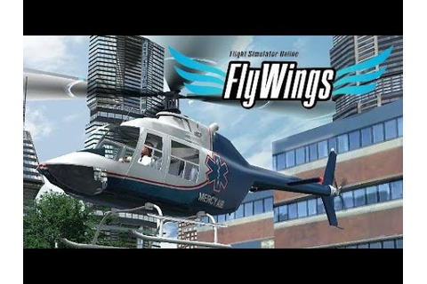 Helicopter Simulator 2016. Flight Simulator Online: Fly ...
