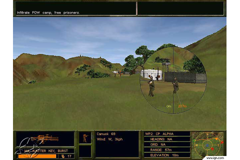 Delta Force 1 Game - Free Download Full Version For Pc