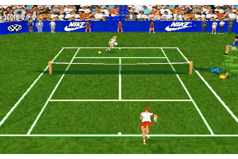 Скриншоты Pete Sampras Tennis '97 на Old-Games.RU