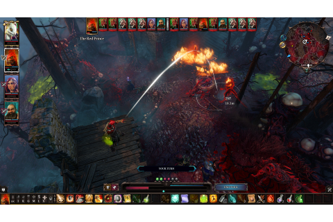 Divinity Original Sin 2 Review: Near Godhood | USgamer