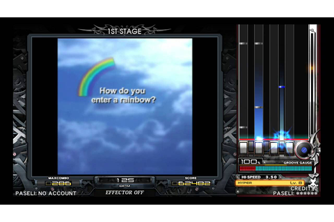 beatmania IIDX 18 Resort Anthem - You Were The One (SP ...