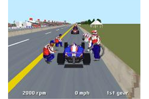 IndyCar Racing II Download (1996 Sports Game)