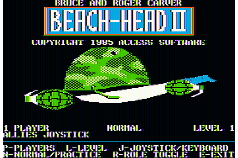 Download Beach-Head II: The Dictator Strikes Back (Amstrad ...