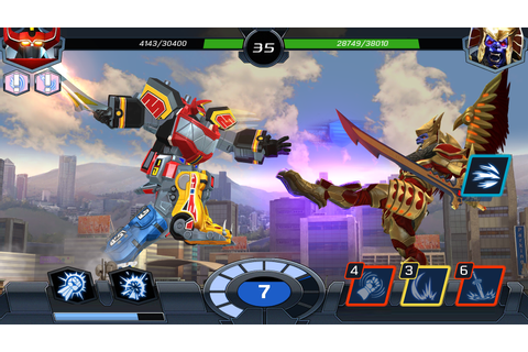 Power Rangers: Legacy Wars - Android Apps on Google Play