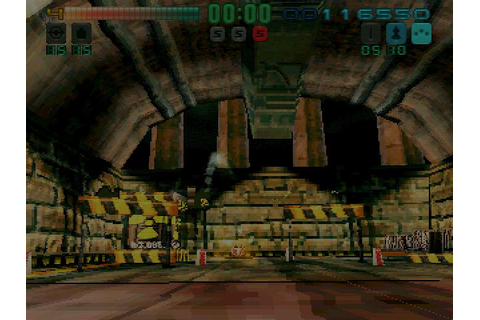 Tunnel B1 Download (1996 Arcade action Game)