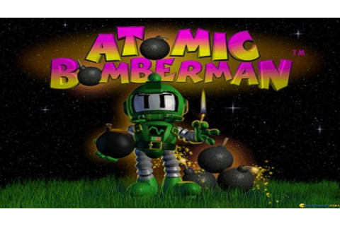 Atomic Bomberman gameplay (PC Game, 1997) - YouTube