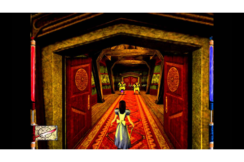 American McGee's Alice (PC) [HD] - Part 1/7 - YouTube