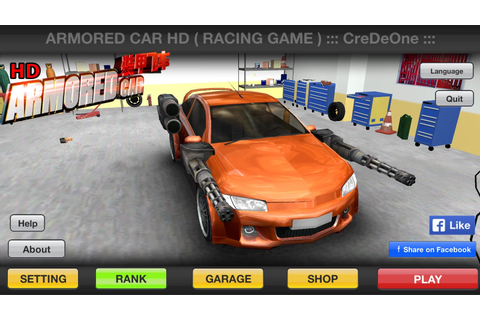 Download Armored Car HD (Racing Game) v1.2.0 Mod ...