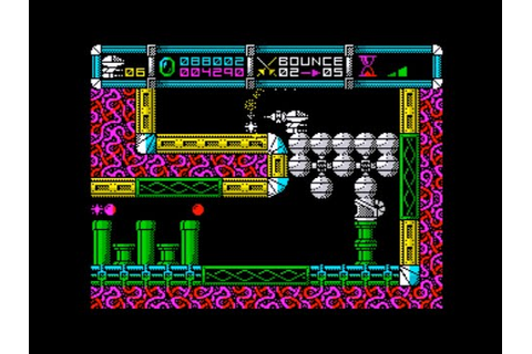 Cybernoid Walkthrough, ZX Spectrum - YouTube