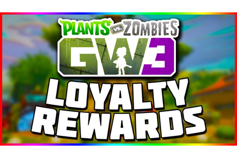 Plants vs Zombies: Battle For Neighborville Loyalty ...