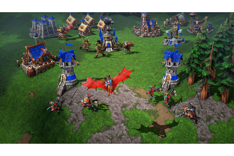 The original Dota mod will 'probably' work in Warcraft 3 ...