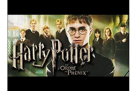 Harry Potter : et L'ordre du Phénix - [ Video Decouverte ...
