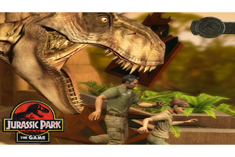 Jurassic Park: The Game - Walkthrough Part 1 - Episode 1 ...