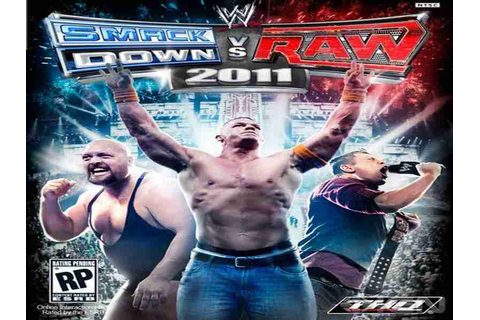 WWE SmackDown Vs Raw 2011 Game Download Free For PC Full ...