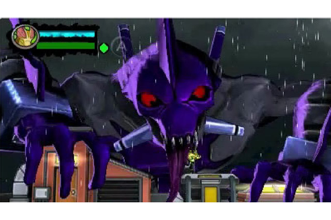 Ben 10 Omniverse 2 - 3DS - The Video Game Screenshots ...