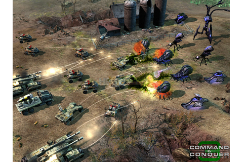 All Gaming: Download Command And Conquer 3 Deluxe Edition ...
